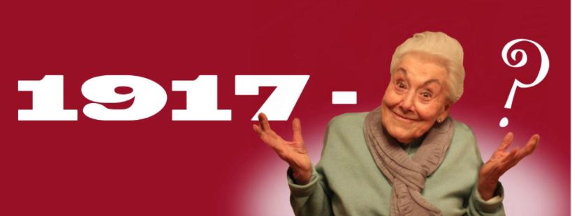 Grandma Eileen 101 and still going strong