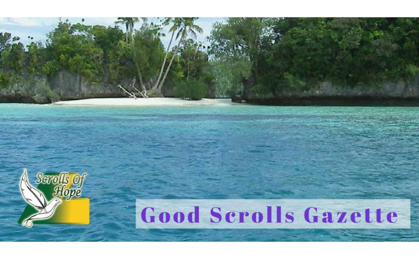 Good Scrolls Gazette